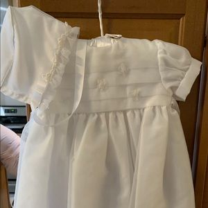 Long Baptism gown